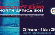 فعاليات الصالون الدولي للأجهزة والتقنيات الحديثة للسلامة EXPO SECURITE