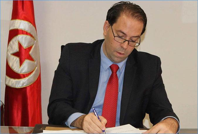 وثيقة قرطاج 2 تفرض على الشاهد شرط يجبره على الإنسحاب من رئاسة الحكومة