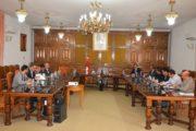 جلسة عمل حول شبكة التنوير العمومي لولايات تونس الكبرى