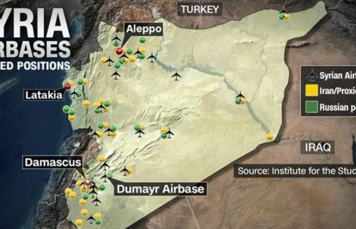 بالتفاصيل: عدد الصواريخ والمواقع المستهدفة خلال العدوان العسكري ضد سوريا..