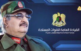 فحوى الإتصال الهاتفي بين وزير الخارجية التونسي والمشير خليفة حفتر