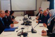 تونس تبحث مع العراق سبل التعاون في المجال الصحي