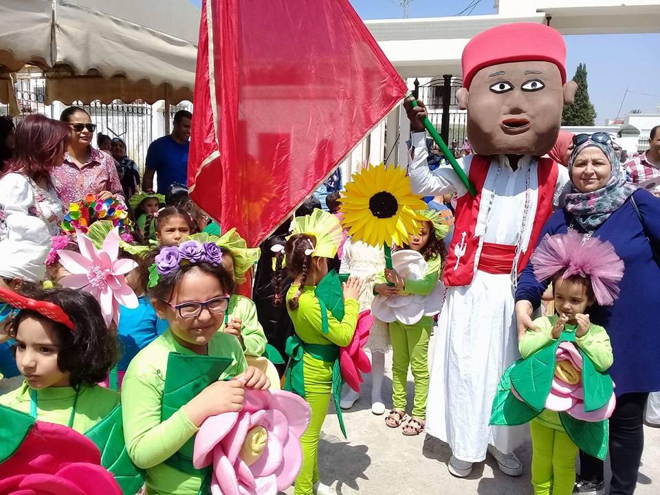 في مهرجان منوبة للطفولة: دورة تأسيسيّة حافلة بالأنشطة الفرجويّة
