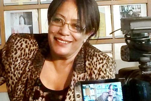 الصحفية والإعلامية المغربية ماريا لطيفي في ذمة الله
