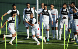 تشكيلة المنتخب الوطني التونسي