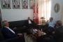 لقاء يجمع الطبوبي بوفد عن حزب تونس أولاً