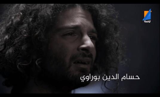 حسام بوراوي: مسلسل العزارة لا يمثّل بدايتي في مجال التمثيل..وملهمتي الأولى في السينما