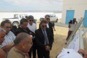 السلطات الجهوية بالكاف تسهر على تنفيذ برنامج التزود بالمياه الصالحة للشرب