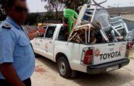 فظيع: سائق يستولي على سيارة رئيس مركز الشرطة البلدية بسكرة لمنعه من تنفيذ قرار هدم