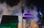 الموسيقى الالكترونية تشعل مهرجان فنون الشارع بقصر هلال