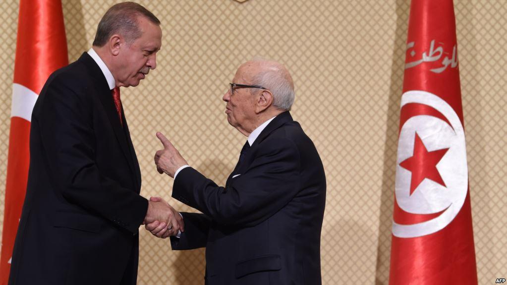 أردوغان يفي بوعده ..تركيا تمنح تونس تمويل بقيمة 500 مليون دينار