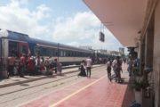 إستئناف حركة سير القطارات الرابط بين تونس وسوسة وصفاقس وقابس