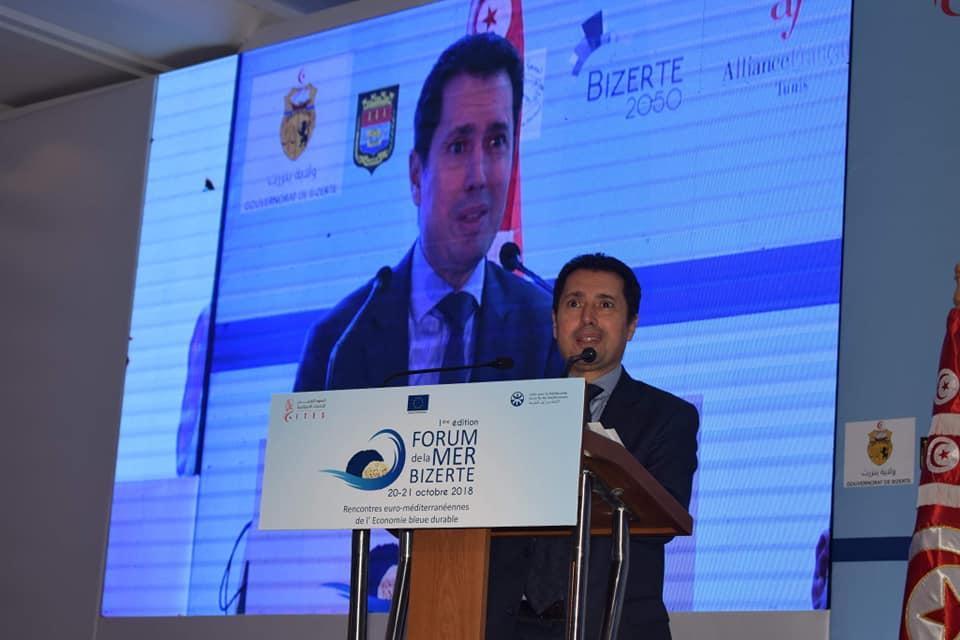 وزير الصناعة: المنتدي المتوسطي الأول حول الاقتصاد الازرق يمثّل فرصة للترويج لصورة تونس باعتبارها قطبا اقتصاديا بامتياز