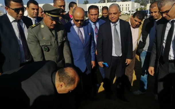 كاتب الدولة للهجرة و التونسيين بالخارج في سيدي بوزيد