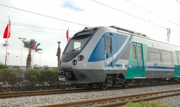 إستئناف حركة سير القطارات على خطّ تونس - سوسة - صفاقس - قابس - قفصة