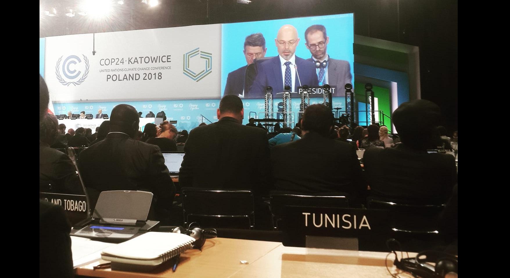 كوب 24 انطلاق المفاوضات حول أجندة المناخ في كاتوفيتسي بولونيا