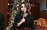 سيدة الأعمال الإيطالية روسانا رودا تفتتح المركز الإيطالي للتكوين المهني بتونس