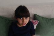 سارة بن جميع تلميذة نجيبة تتالق في مدرسة ابن سينا المنزه الثامن