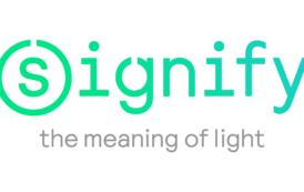 فيليبس للإضاءة تصبح Signify وتؤكد ريادتها في الإضاءة خاصة في مجال أنظمة الإنارة المتصلة