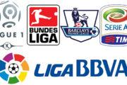 كرة القدم: برنامج المباريات خارج تونس اليوم الأحد