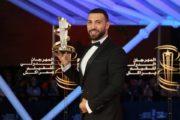الممثل نضال السعدي يتحصل على جائزة في مهرجان مراكش للفيلم