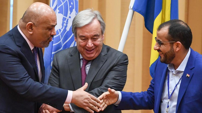 حراك دولي مكثف لإنقاذ اتفاق السويد من خروق الحوثيين