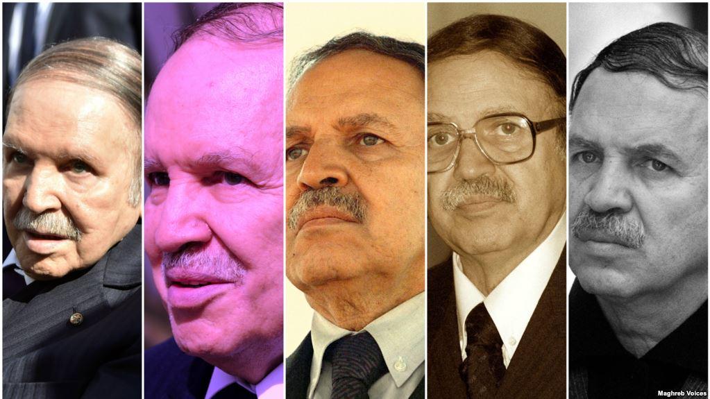 بوتفليقة يترشح للإنتخابات الرئاسية للمرة الخامسة..الوضع حرج للغاية