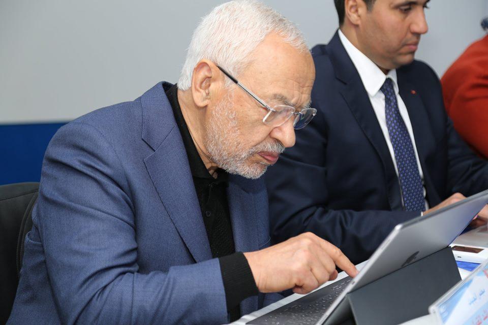 أول حزب في تونس يركز منظومة رقمية