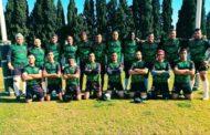 فريق الرقبي التابع للنادي الرياضي للحرس الوطني يحقق إنتصارات كاسحة