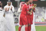 ياسين الشيخاوي أفضل لاعب لبطولة كأس زايد للاندية العربية الابطال