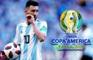 ميسي يقود قائمة الأرجنتين إلى الكوبا أمريكا