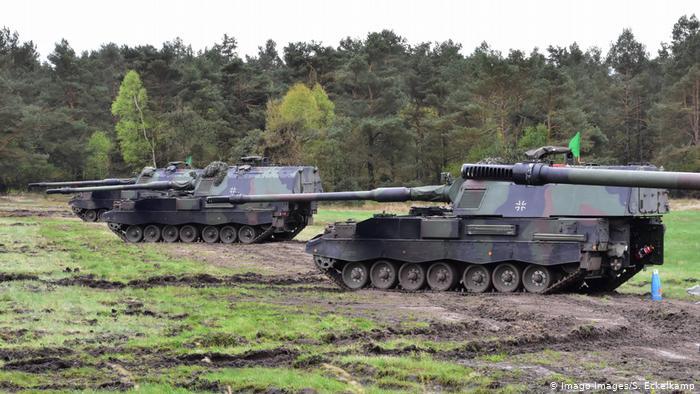 ألمانيا تزيد نفقاتها الدفاعية بشكل كبير