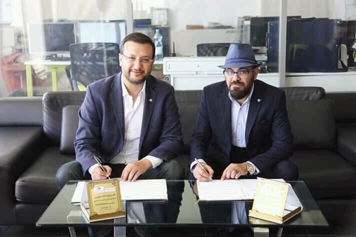 إبرام إتفاقية شراكة بين الدولية للتدريب الإعلامي و Tunivisions magazine