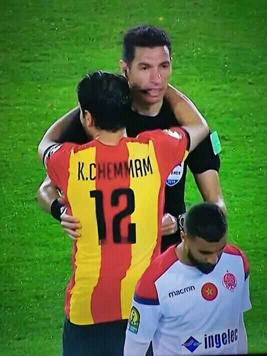 بعد أن أظهر إنحياز مفضوح ضدّ الترجي الرياضي ماذا يريد الخبير التحكيمي السوري من الأندية التونسية ؟