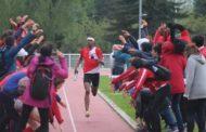 عبد السلام عيوني اصيل الرقاب يتفوق في الملتقی الدولي للألعاب بالنرويج