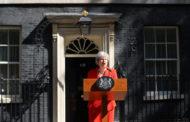 إستقالة رئيسة الوزراء البريطانية..وترامب سيحدد الرئيس الجديد