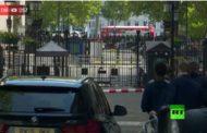 الآن- غلق مقري الحكومة ورئاسة الوزراء وسط العاصمة لندن
