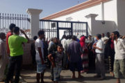 سيدي بو زيد: إحتجاجا على إنقطاع الماء الصالح للشراب أهالي الزعافرية يقتحمون مقر الولاية