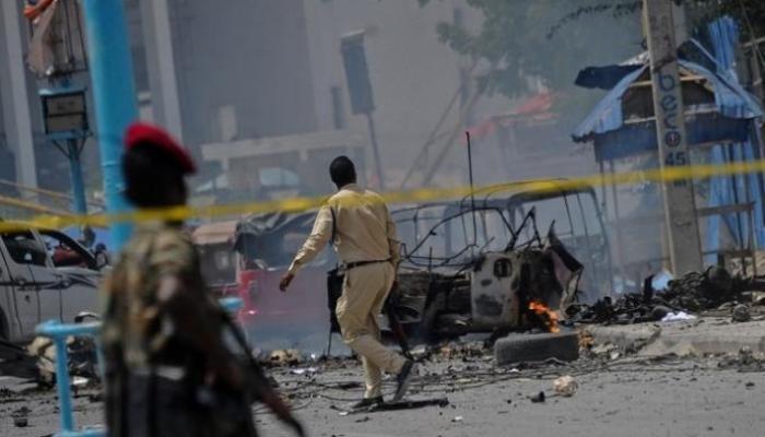 الصومال:حركة الشباب الإسلامية تتبنى هجوم إرهابي قرب البرلمان