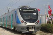 استئناف حركة سير القطارات على خطّ الأحواز الجنوبيّة لتونس العاصمة