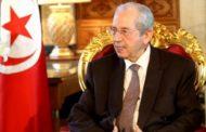 محمد الناصر يوافق على إستقالة لزهر القروي الشابي من رئاسة الجمهورية