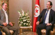 رئيس الحكومة يوسف الشاهد يستقبل الأمين العام للمنظمة الشغيلة