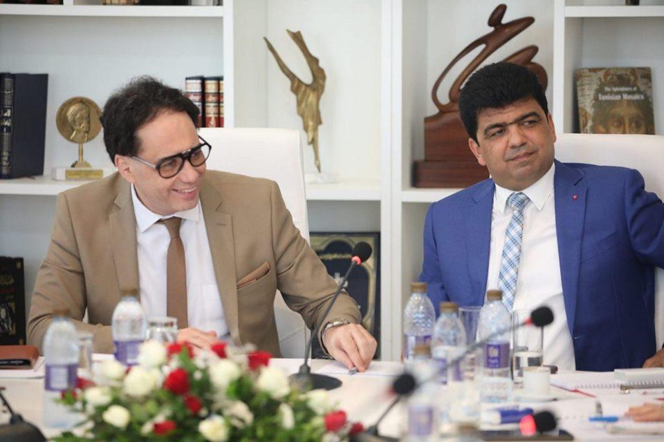 وزير الشؤون الثقافية يرصد ميزانية إضافية تقدر بـمليار و100 ألف دينار لتعزيز العمل الثقافي بصفاقس