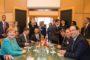 لقاء يجمع رئيس الحكومة يوسف الشاهد ونظيره المغربي