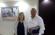 سلمى اللومي تشرف على إجتماع بالمنسقين الجهويين لحركة تونس