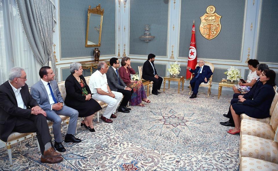 رئيس الشبكة الأورومتوسطية لحقوق الإنسان يشدد على دور المجتمع المدني في دعم جهود تونس المتواصلة لاستكمال التجربة الديمقراطية