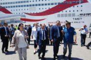 فعاليات حفل استقبال التونسيين المقيمين بالخارج