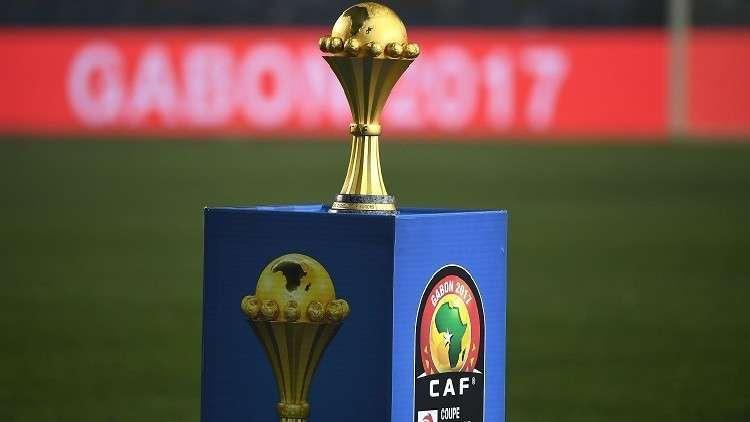 مجموعات كأس الأمم الإفريقية لكرة القدم مصر 2019