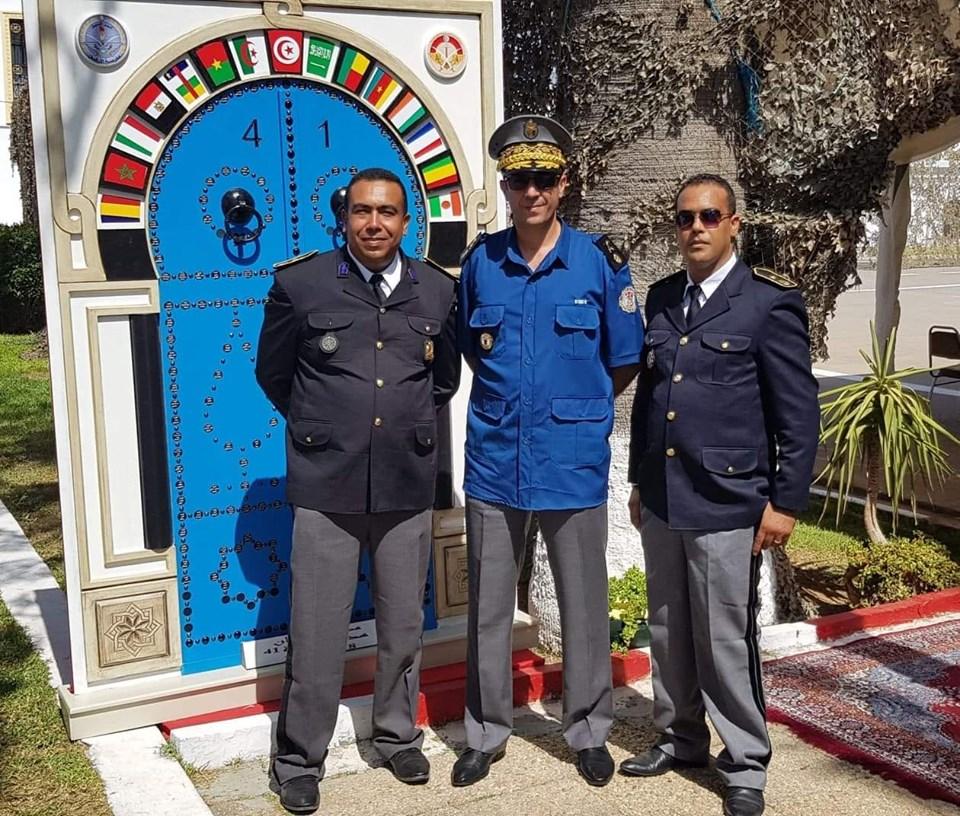 الرائد بالديوانة سالم الكعوبي ومحمد علي الجريدي يتحصلان على معدلات متميزة بالدورة 41 لمدرسة الأركان بالجيش الوطني