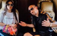 اللاعب ريبيري يلبي رغبة ابنته ويؤازران الجزائر في ملعب القاهرة